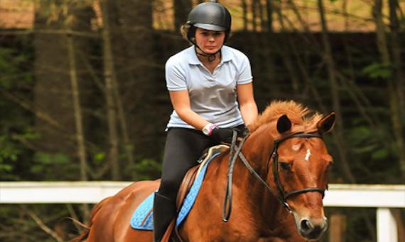 pony-ride